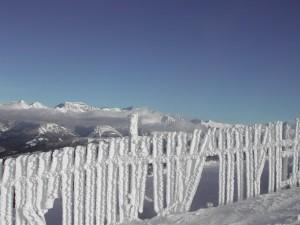 paysage de glace