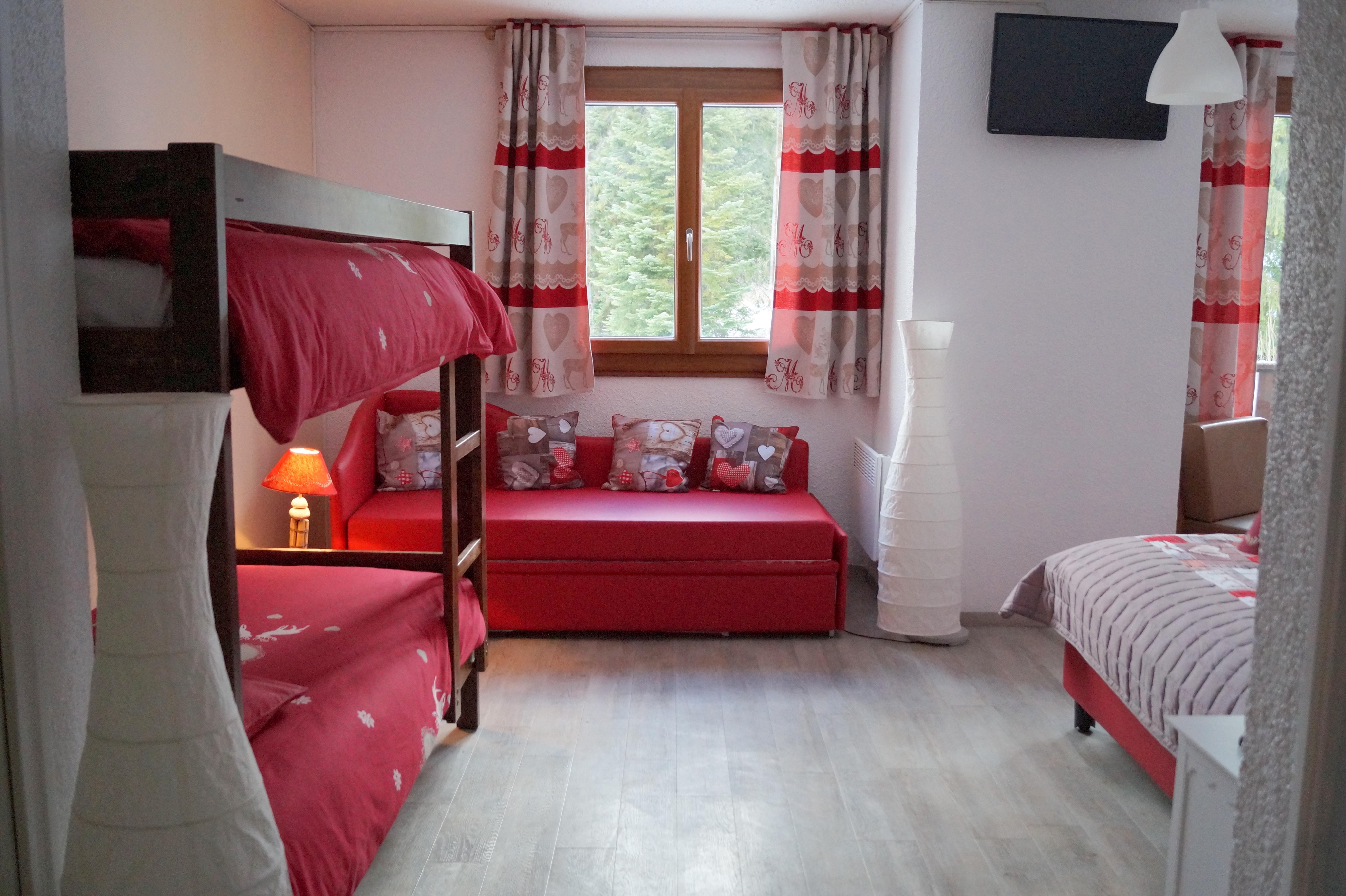 Nos Chambres Actualites De L Hotel Le Blanchon